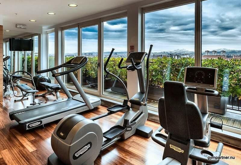 """GymFraktarna söker gymägare till exklusivt """"Hotellgym"""" med havsutsikt och 7 meter i takhöjd."""
