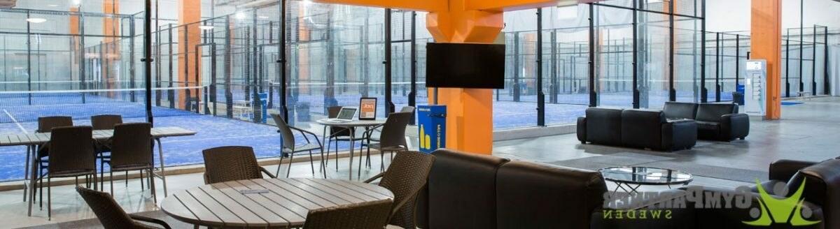 Investerare & entrepenör sökes till Padelcenter i Mölndal 1700 m2