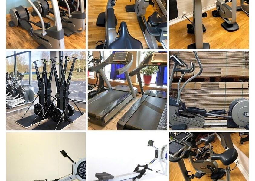 På GymAuktioner.se Fyndar du Gymutrustning