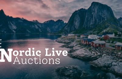GymFraktarnaarbetar för Nordic-Live-Auctions