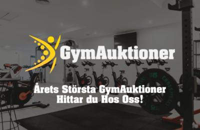 Förstaklassig Gymutrustning på GymAuktioner.se